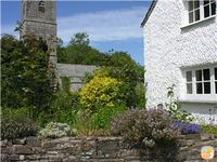 Traditional cottage between Boscastle and Bude, in tranquil village