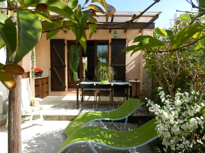Hyères's Iles d'Or, bed linens provided, pets welcome, Wi-Fi