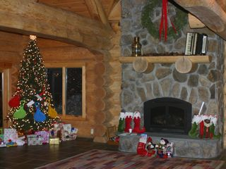 Newry cabin photo - Christmas at the cabin