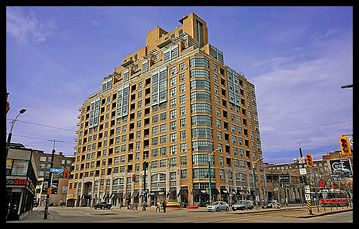 Toronto condo rental - The Morgan, one of Toronto's most prestigious condos.