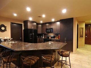 Puerto Penasco condo photo - Kitchen is fully equipped with everything you'll need