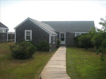 Madaket house rental - Welcome to Swan Pond, vacation has begins when you get on the ferry...