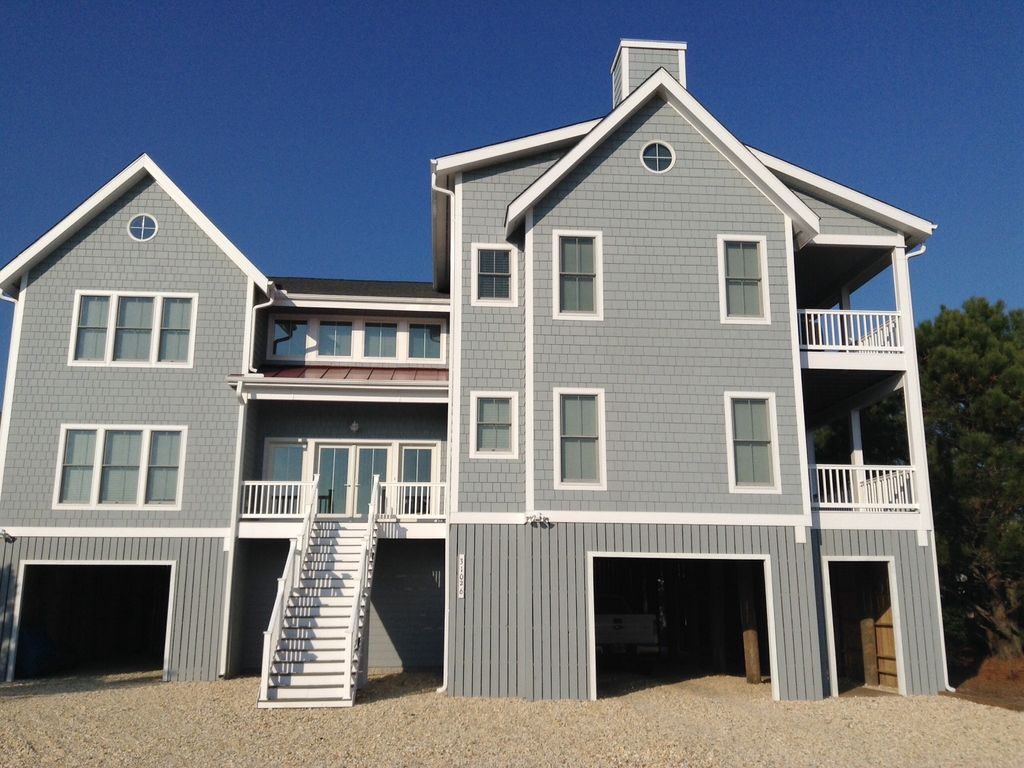 Private Beach Home With Elevator In Gated Vrbo