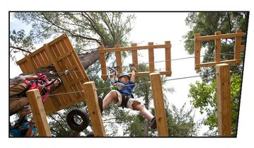 Ropes Course - Kids