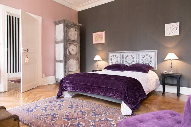Chateau de la chaise signora charming guest room for Chaise guest house
