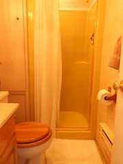 Vermilion house photo - Second bath with shower