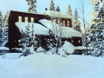 A Home for Fun in the Snow