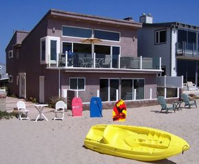 Oxnard house photo - Kayak surf lounge