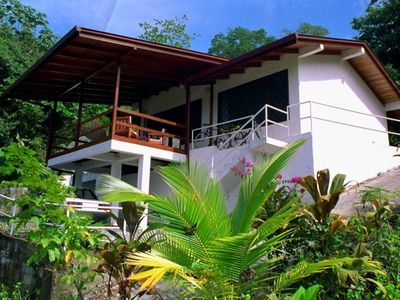 Manuel Antonio villa rental - magical setting