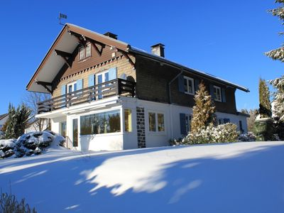 Holiday home in Winterberg City 5 stars (DTV) with spa u. Sauna