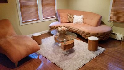 COZY & SAFE BI-LEVEL BEAUTY - 2 Bedrm Apartment Minutes from Times Square, NYC