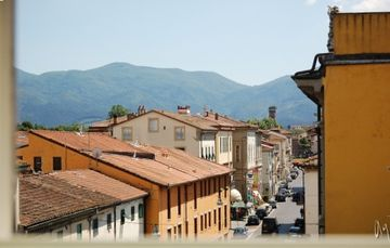 View of Lucca