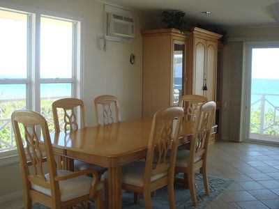 Cayman Brac house rental - lots of window for light and air flow & veiws all around