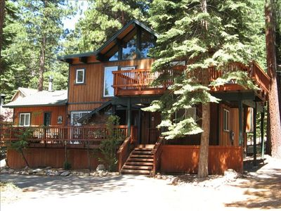 Your Tahoe cabin awaits! Our reviews show this is the cabin you're looking for:)