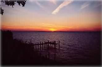 Our Chesapeake Sunset on Kent Island, in Stevensville, MD 21666