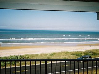 Daytona Beach condo photo - View from Balcony