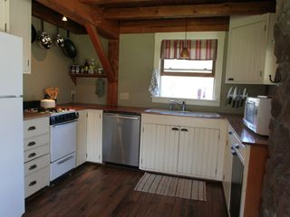 Andover house photo - Great country kitchen.