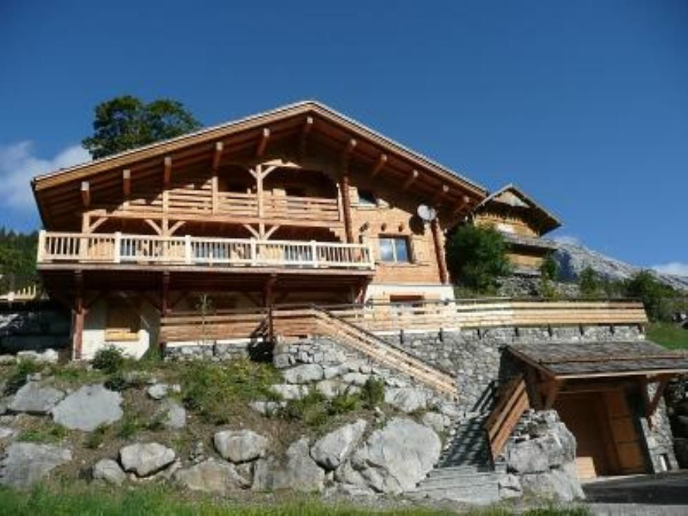 chalet le grand bornand 6370897
