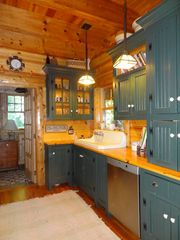 Cedarville cottage photo - Kitchen picture 1