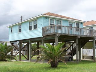 "Surfside Beach house photo - ""Seaclusion"" Our house is your house."