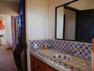 Todos Santos house photo - Lower Bathroom