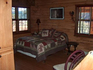 Pagosa Springs cabin photo - Bedroom area
