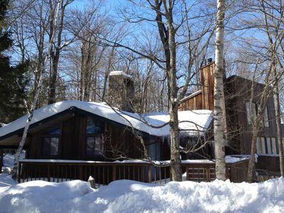 Stratton Mountain Ski Area house rental - December 2013