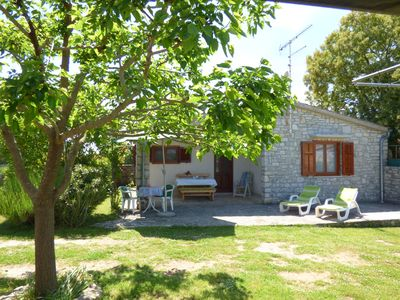 image for A bungalow and a vacation home in the beautiful Istria nature environment