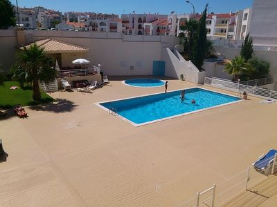 Apartment T2 Albufeira Pool Quality and Near Sea