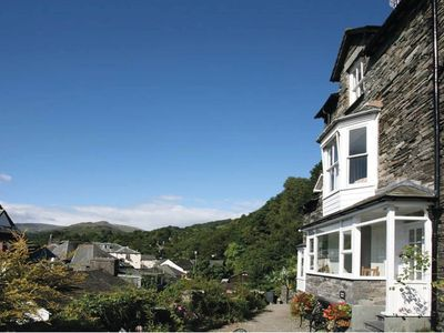Superb house In Ambleside; stunning views, spa facilities, private parking, wifi