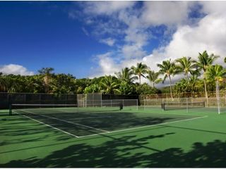 Keauhou condo photo - Tennis courts 20 seconds from your doorstep