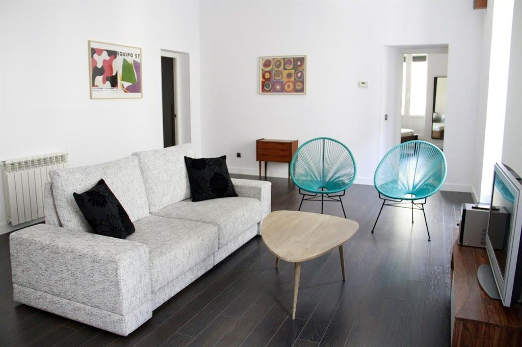 in Madrid with Air conditioning, Lift, Washing machine () - Madrid - appartement