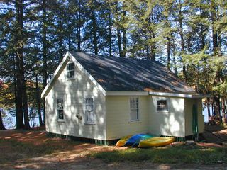 Sebago Lake cottage photo