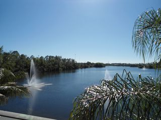 North Naples condo photo - Lanai view straight out.