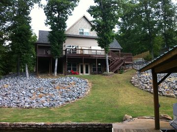 Hot Springs house rental - Lakeview of House