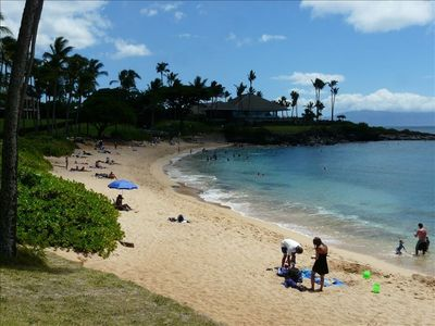 Nearby (5 minutes by auto) Kapalua Bay Beach