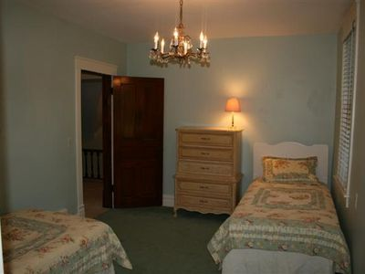 Twin Beds Sleeps 3