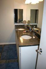 Chicago condo photo - Master Bathroom