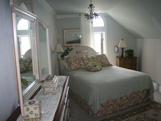 Frankfort house photo - Bedroom on 3rd floor