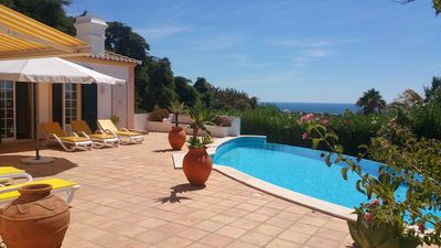 Luxury Holiday Villa with fantastic sea view, few minutes to the beach 26441/AL