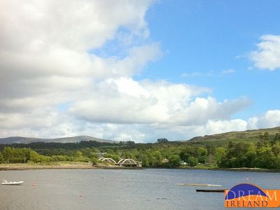 4 bedroom holiday home less than 10 mins stroll to Kenmare town centre