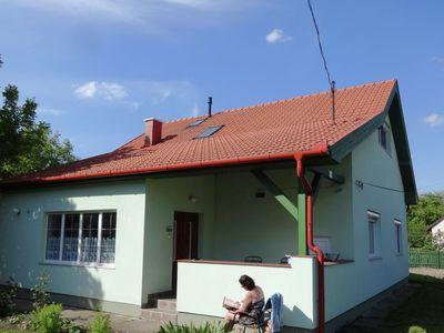 Detached holiday home directly at the Hortobáyer Puszta National Park.