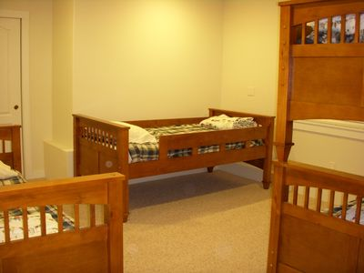 Eagle Crest house rental - Bunk Bed and 2 twins