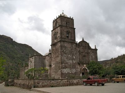 Visit Ancient Mission at San Javier