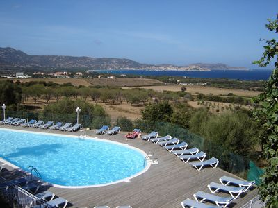 Peaceful apartment, 45 square meters, close to the beach