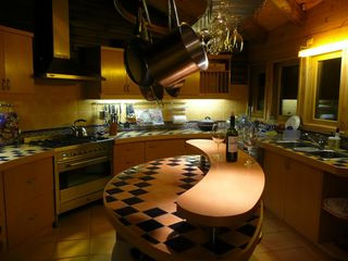 Santiago villa photo - Professional Chef's Kitchen