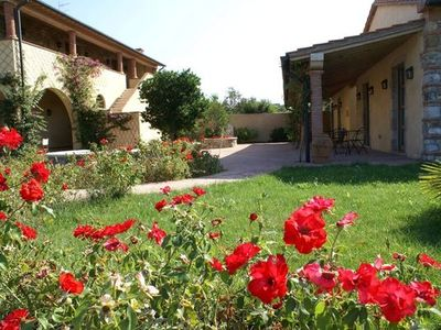Suvereto farmhouse rental