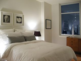 Philadelphia townhome photo - The White Room