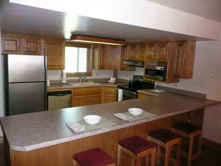 Deer Valley townhome photo - Large, Fully Equipped Kitchen