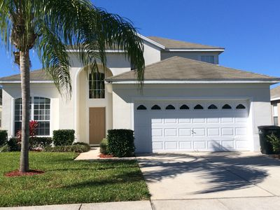 5BR with Conservation View & Largest Pool/Spa in Windsor Palms
